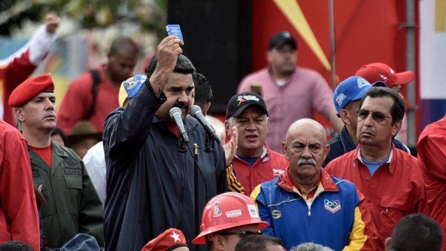 Asamblea Constituyente Maduro
