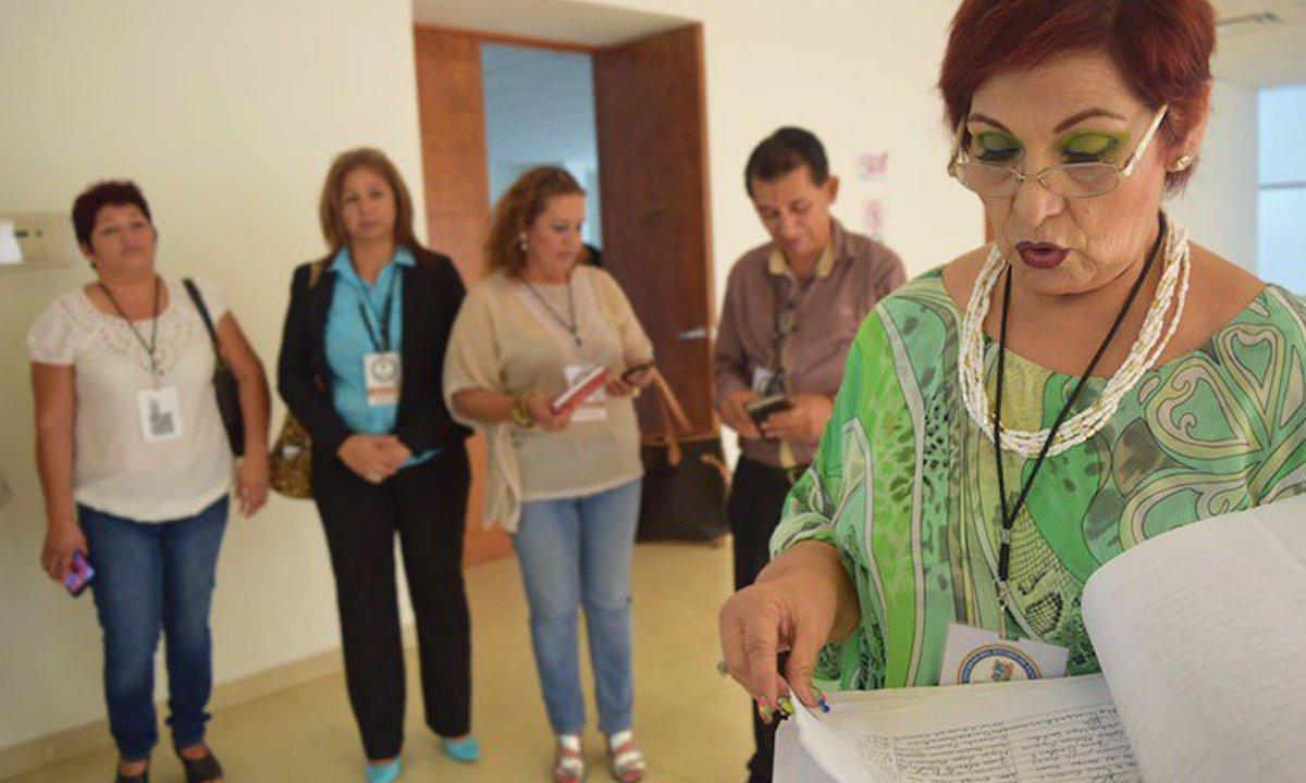 Miriam Rodríguez activista