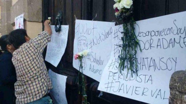 Salvador Adame encontrado muerto