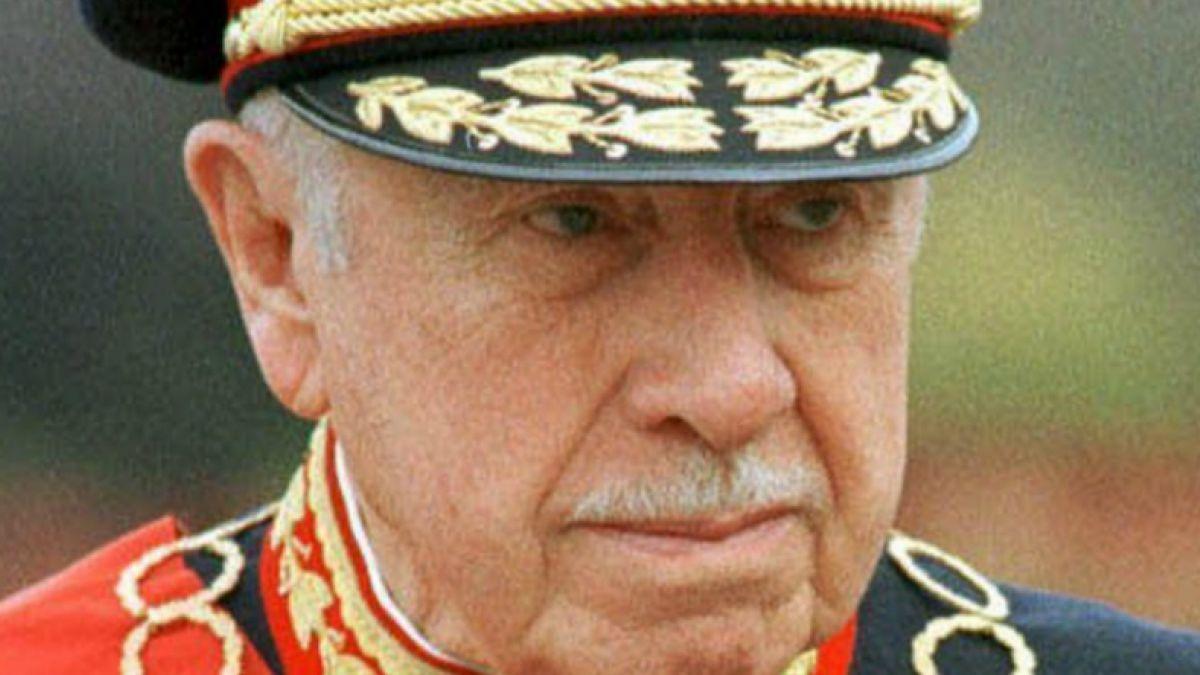Decide justicia en Chile devolver bienes incautados a Pinochet