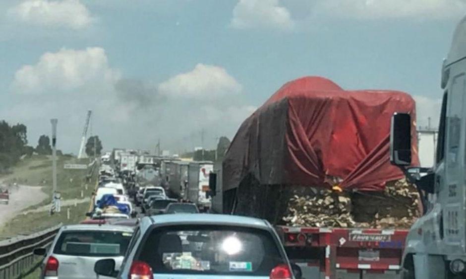 Aquí te explicamos qué pasó en la autopista México-Querétaro