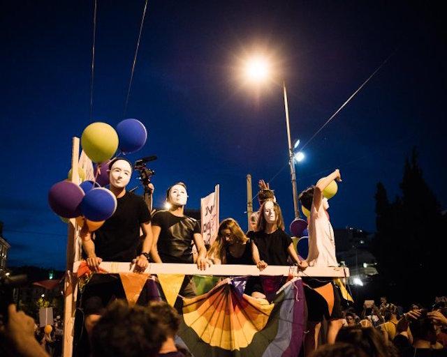 LGBT Grecia_