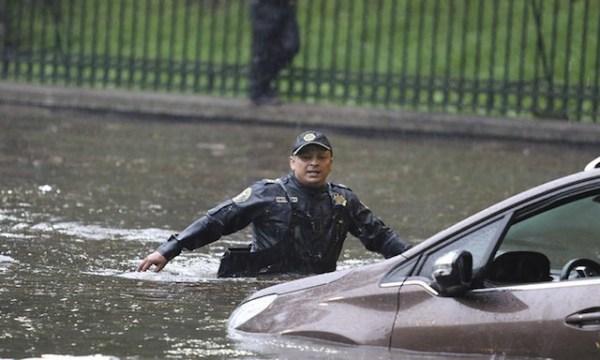 drenaje lluvias CDMX