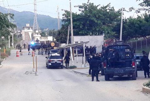 Riña en penal de Acapulco deja 5 muertos