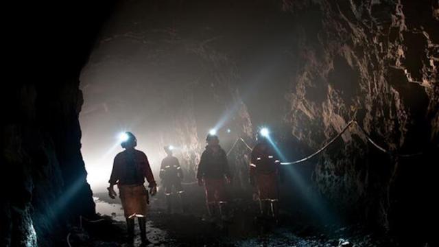 minera, mineras, empresa, túnel, coahuila, hercules, sierra mojada