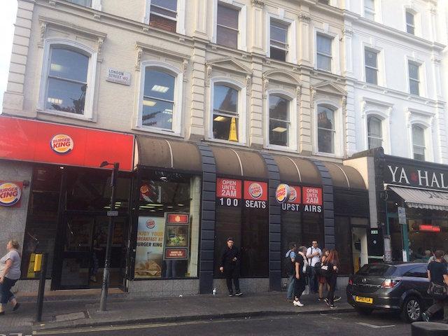 Burger King UK