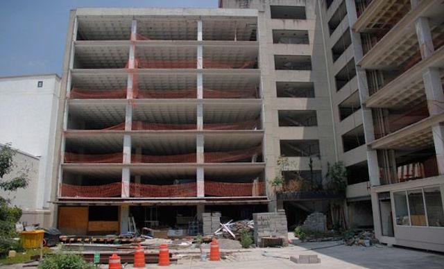 CDMX vivienda estacionamientos