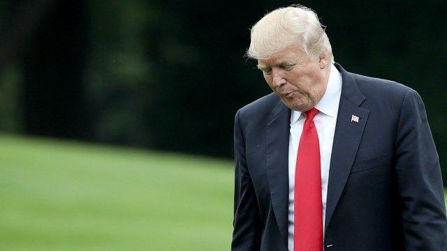 Cómo sería el juicio de desafuero de Trump