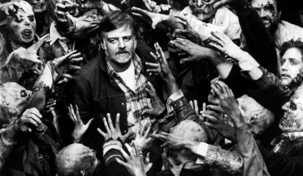 Murió el creador de los zombies modernos, George A. Romero