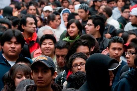 Inegi informa que somos 123.5 millones de mexicanos