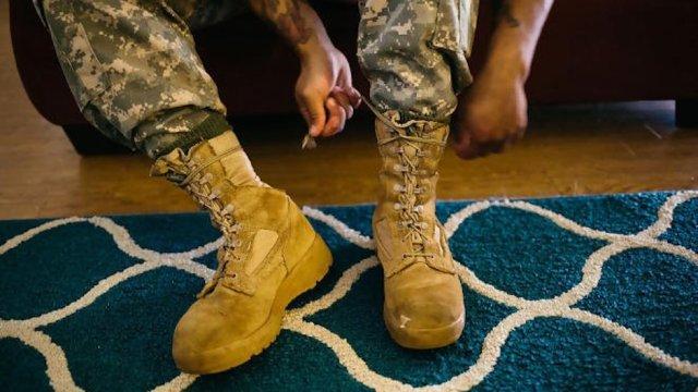 Transgénero prohibidos en el ejército norteamericano por Trump.