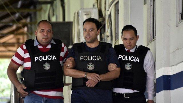 Dan amparo temporal a Roberto Borge, preso en Panamá