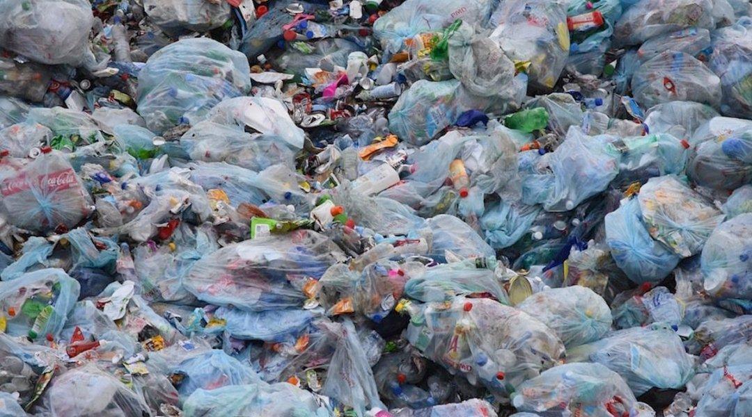 Hemos prducido desde 1950 8300 millones de toneladas de basura.