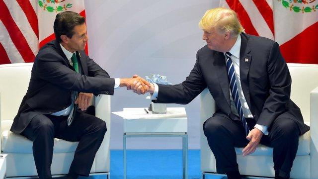Peso, dólar, Trump, tipo de cambio, mercados, apreciación, México, Estados Unidos