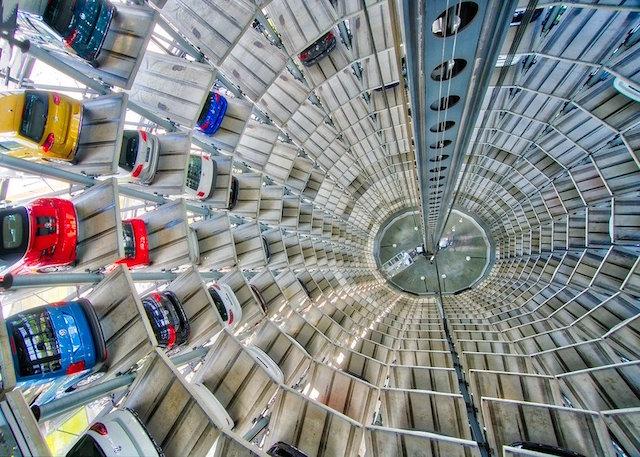 Volkswagen Comisión Europea