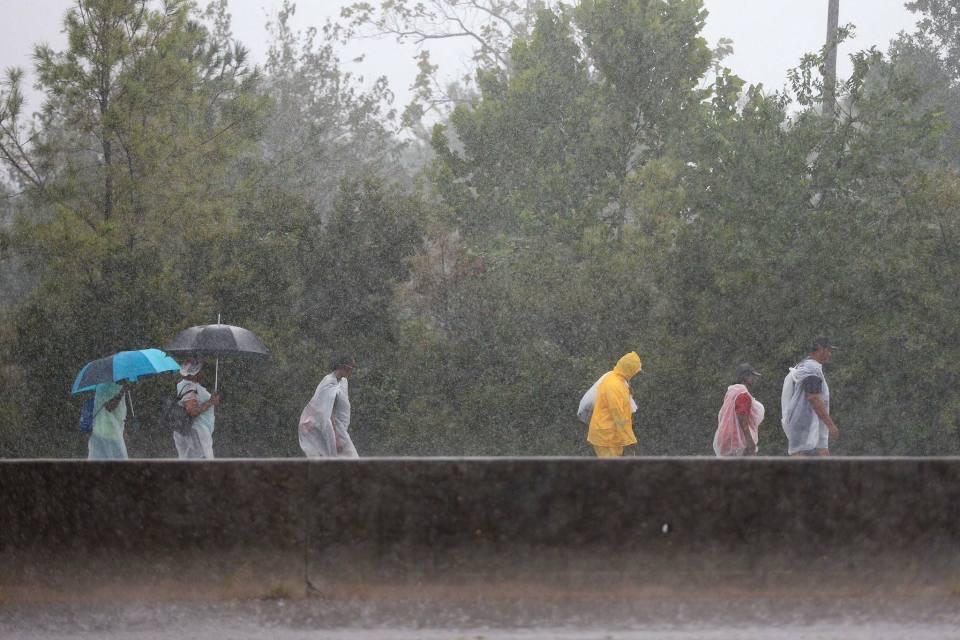 Harvey categoría 4 impacta Texas hay muertos