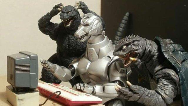 Acusan a Godzilla de caída de infinitum