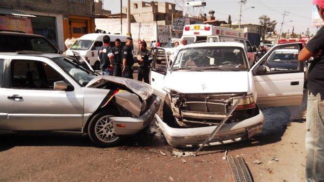 Investigación UNAM revela lugares con más incidencia accidentes viales