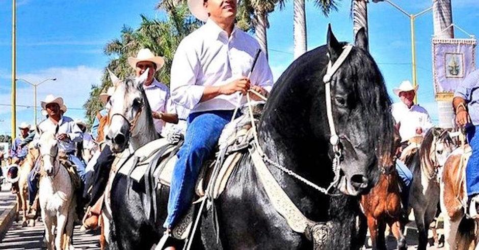 Lujos de Roberto Sandoval durante su gobierno