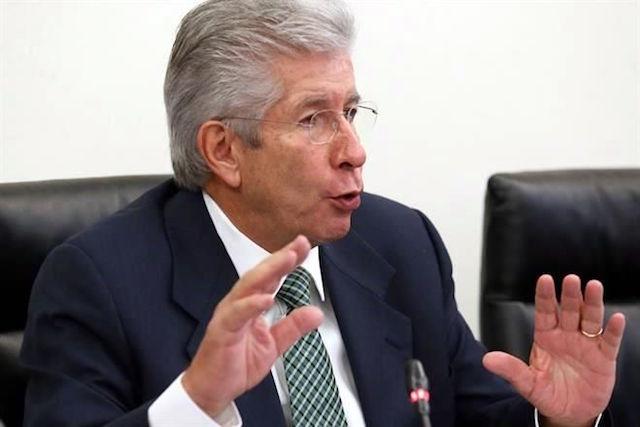 Ruiz Esparza socavón