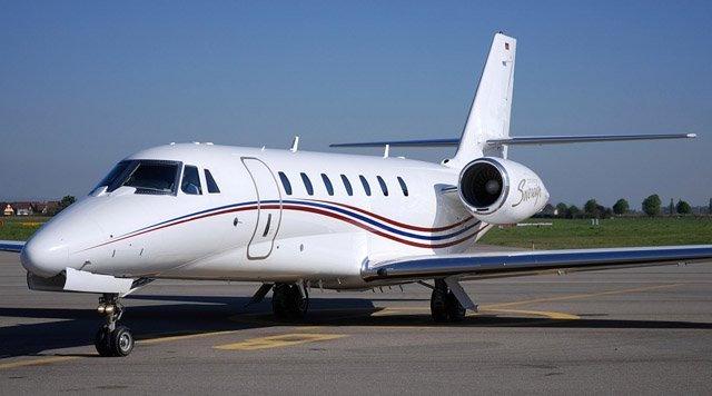 aeronave Lozoya uso personal