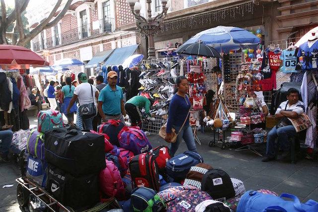 comercio informal América Latina