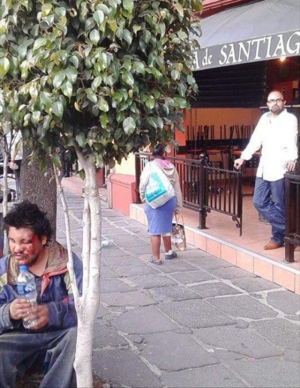 extorsionador de comerciantes de San Ángel