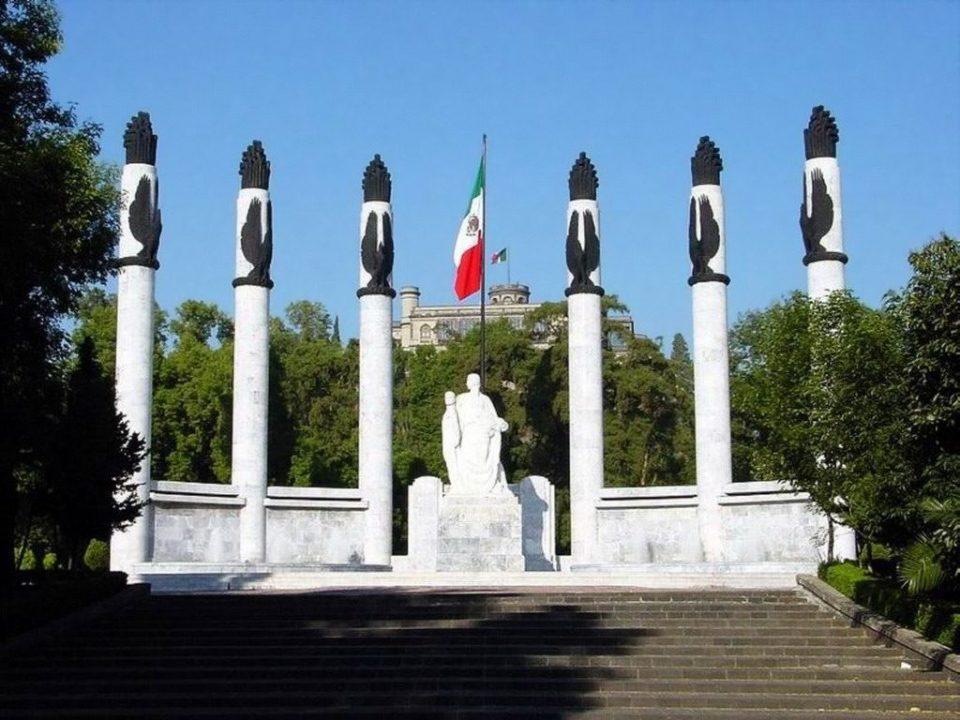 Monumento a los espárragos, CDMX