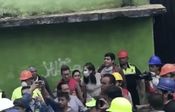 sismo Peña Nieto Estado de México UAEM
