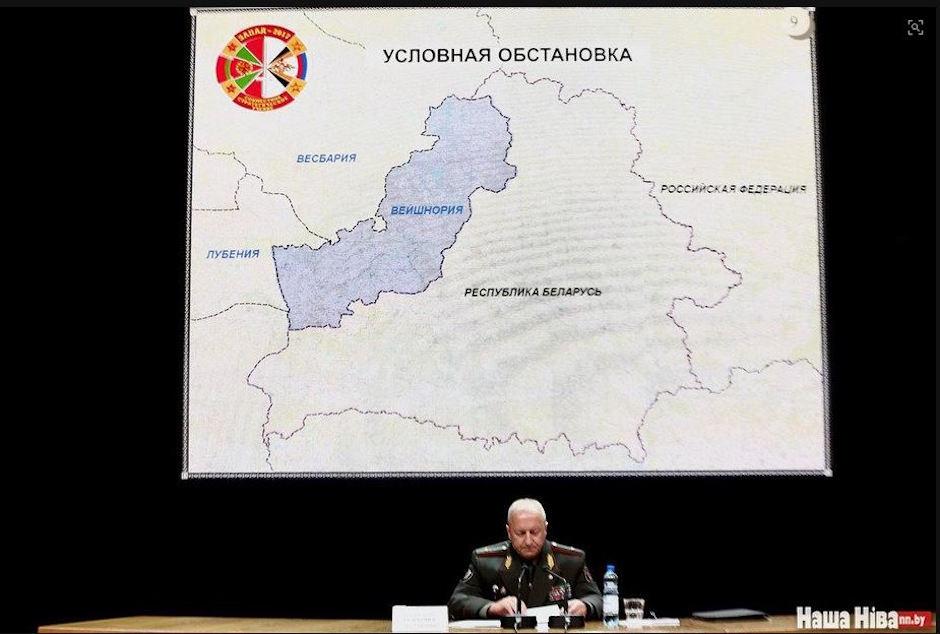 Bielorrusia país imaginario guerra rusia Minsk