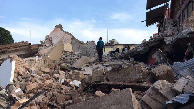 Oaxaca y Chiapas abren centros de acopio. Urge la ayuda