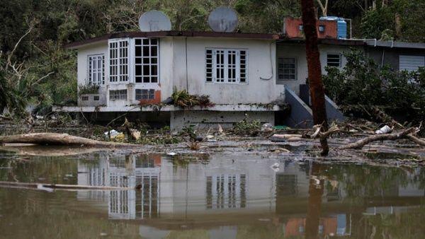Sin dinero para que Puerto Rico se reconstruya