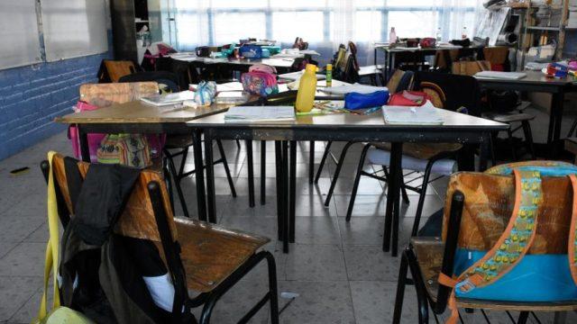 escuelas dañadas por sismo fueron 'reforzadas' por gobierno poblano
