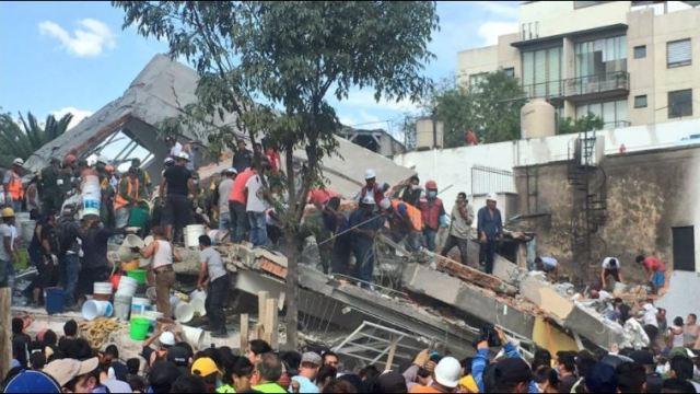 La Benito Juárez presenta denuncia contra inmobiliaria tras derrumbe