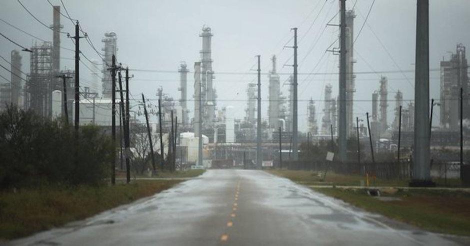 gasolina incremento de precio en Texas afecta a México