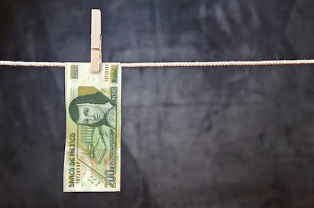 lavado de dinero SCJN