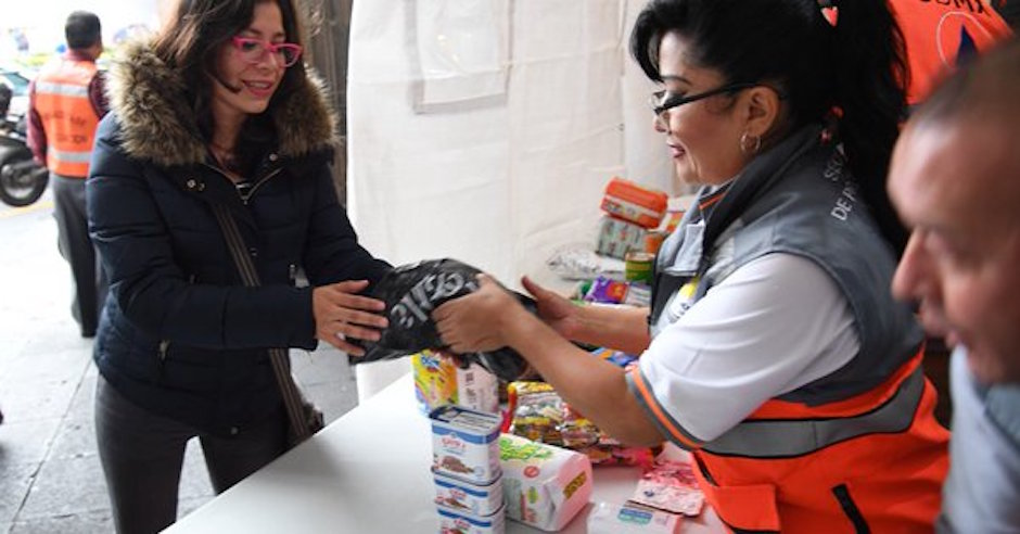 donaciones de víveres en riesgo por actos corrupción