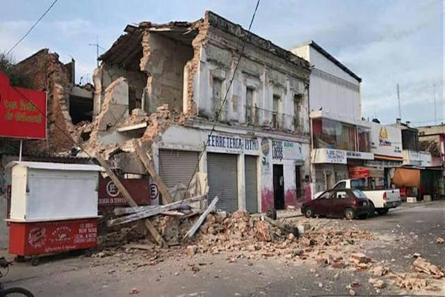 sismo daños Sedatu