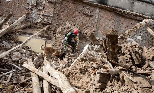sismo recursos reconstrucción