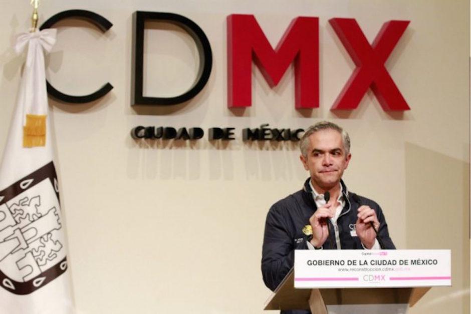 CDMX liberó créditos para la reconstrucción