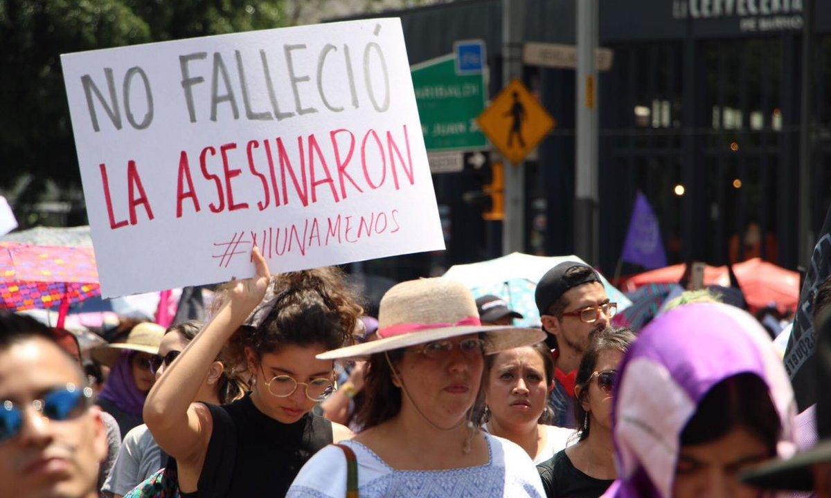 Fundación Reuters: México peligrosa para mujeres
