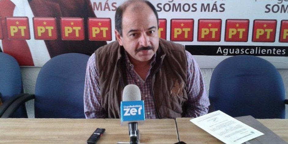 detenido héctor quiroz por Presunto fraude PT