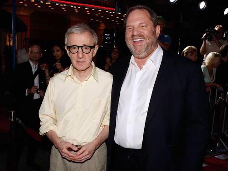 Weinstein es señalado por más de 30 mujeres