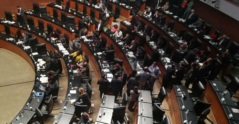 Senado de va de puente y deja al aire caso Fepade