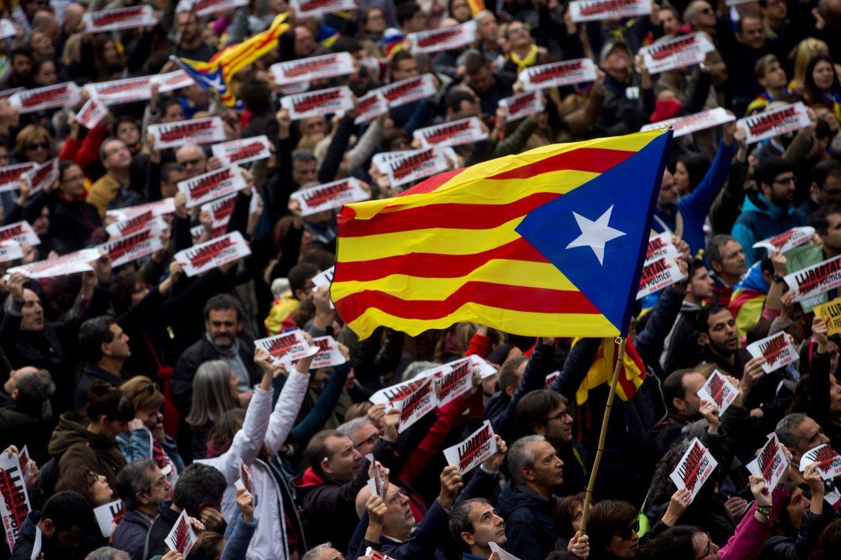Tribunal constitucional anula independencia catalana