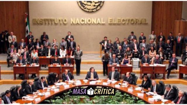 INE discutirá topes de campaña para elecciones 2018