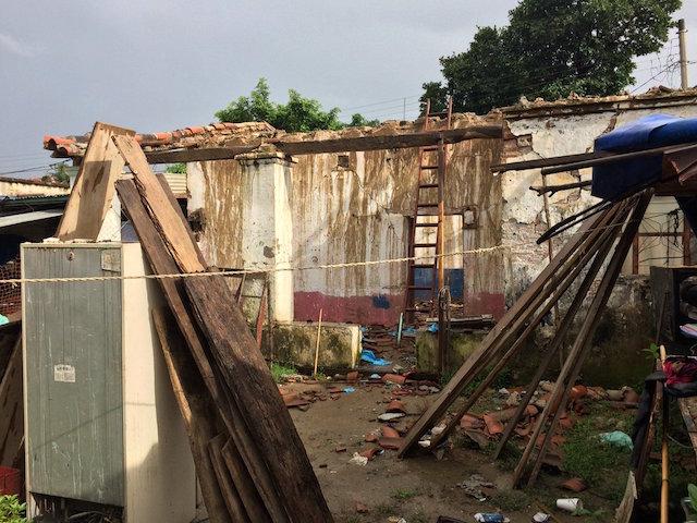 Juchitán daños sismo