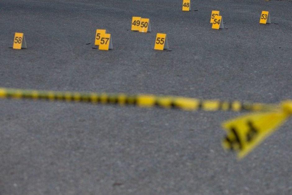 Semáforo delictivo- 2017 el año más violento historia reciente de México