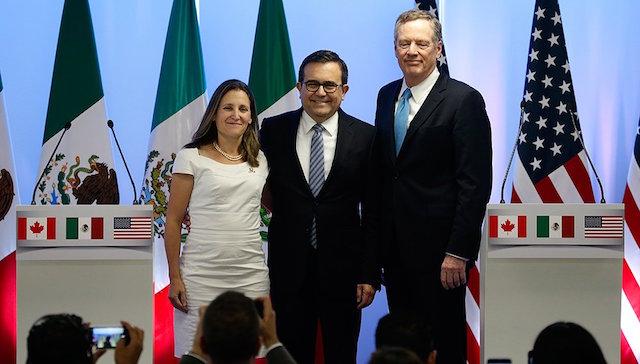 TLCAN EU México