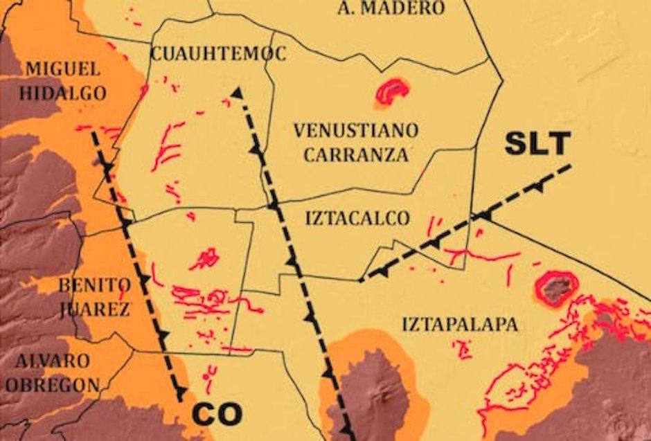 UNAM investigación fracturas suelo CDMX riesgo sismo